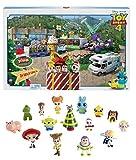 Disney Toy Story - Calendario de Adviento Con Figuras de La Película, Juguetes Niños +3 Años (Mattel GKT88)