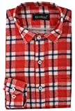 Edinwolf Men's Formal Shirt (EDFR709_39,...