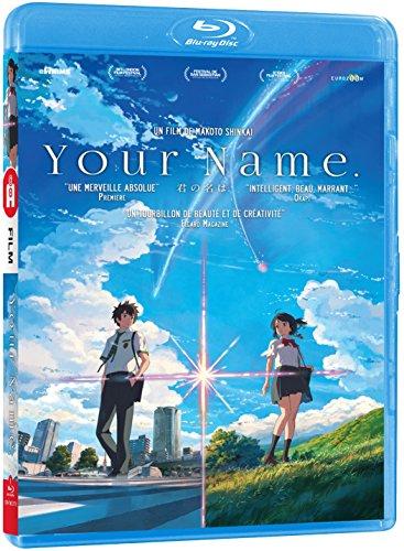 Your Name. [Francia] [Blu-ray] 513C 2BG1R9CL