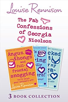 The Fab Confessions of Georgia Nicolson: Books 1-3 by [Rennison, Louise]