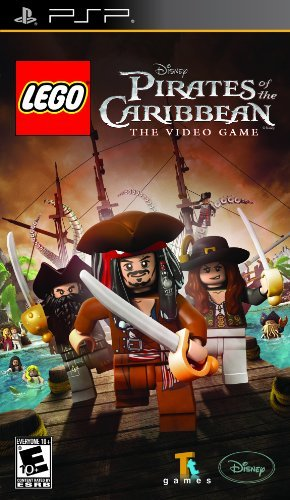 LEGO Pirates of the Caribbean - Sony PSP by Disney Interactive Studios (Psp Pirates)