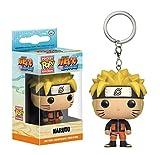 Naruto Shippuden - Vinyl Schlüsselanhänger - Naruto