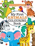 My First Animals Colouring Book ( Crazy...