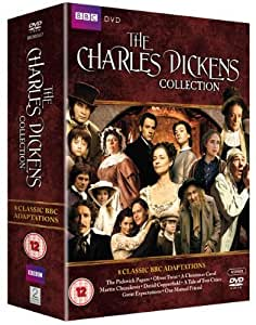 The Charles Dickens BBC Collection Box Set: Pickwick Papers / Oliver Twist / A Christmas Carol / Martin Chuzzlewit / David Copperfield / A Tale of Two ... / Our Mutual Friend [12 DVDs] [UK Import]