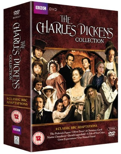 The Charles Dickens BBC Collection Box Set: Pickwick Papers / Oliver Twist / A Christmas Carol / Martin Chuzzlewit / David Copperfield / A Tale of Two ... / Our - Christmas Carol Kostüm Dickens