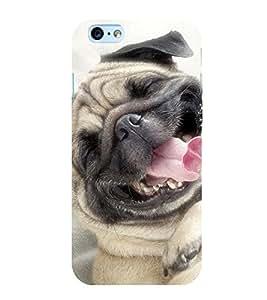 Cool Dog 3D Hard Polycarbonate Designer Back Case Cover for Apple iPhone 6 Plus :: Apple iPhone 6+