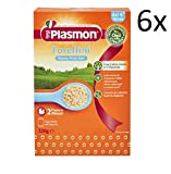 6x PLASMON la pastina Forellini Babynahrung nudeln ab 4 Monaten 320g