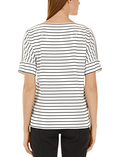 Marc Cain Collections T-Shirt Donna Blau (midnight blue 395)