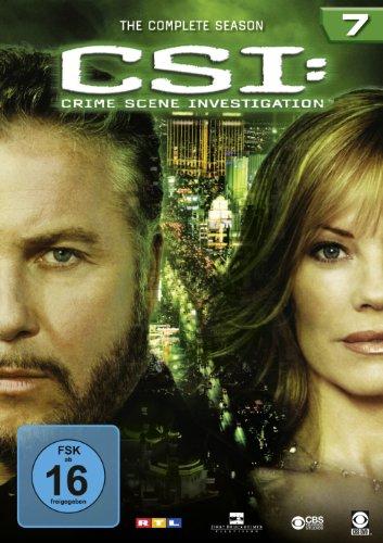 Bild von CSI: Crime Scene Investigation - Die komplette Season 7 [6 DVDs]