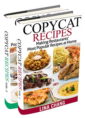 Copycat Recipes Box Set 2 Books in 1: Making Restaurants' Most Popular Recipes at Home (English Edition) Olive Garden Restaurant