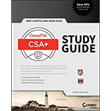 CompTIA Cybersecurity Analyst (CSA+): Exam CS0-001