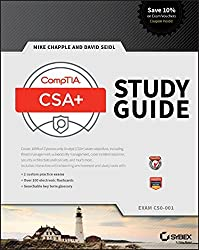 CompTIA Cybersecurity Analyst+ (CSA+) Study Guide: Exam CS0-001