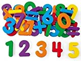 #6: FunBlast™ (Pack of 1) Magnetic Learning Letters Alphabets and Numbers, Premium Quality ABC and 123 Educational Magnets with Mathematical Symbol for Kids, Multicolor (Numbers)