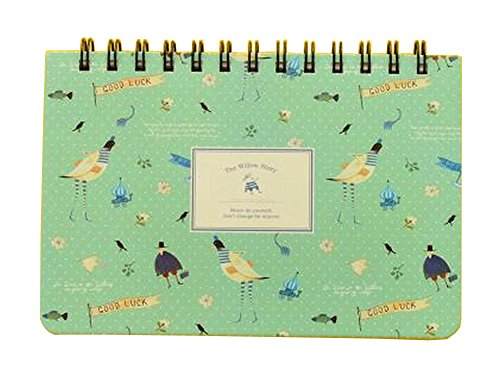 Verde per notebook pianificatore Lovely Planner Book Weekly Planner