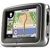"""Mio C250 Navegador GPS con mapas de Francia pantalla de 3,5 """"/MRE MioMap v3,3 mapa Francia MRE reacondicionado"""