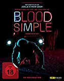 Blood Simple - Director's Cut [Blu-ray] [Special Edition] -