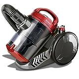 Aspirapolvere Dual Cyclone senza sacchetto, 700W, 22kPa di aspirazione Rojo y gris metalizado