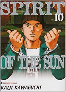 Spirit of the sun Edition simple Tome 10