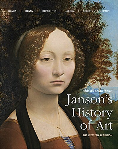 Janson's History of Art: The Western Tradition by Penelope J.E. Davies (2015-01-12)