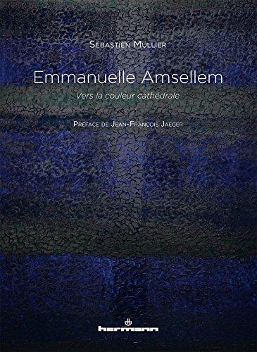 Emmanuelle Amsellem: Vers la couleur cathédrale