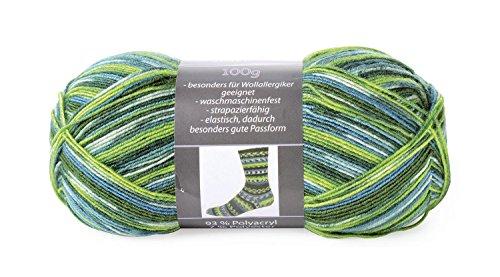 """Preisvergleich Produktbild Sockenwolle """"Sensitive Socks"""" Forest"""