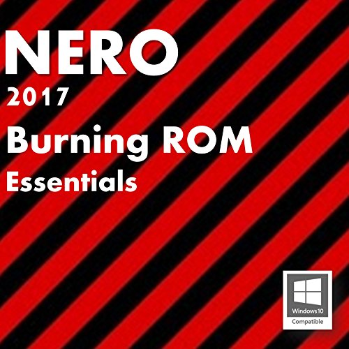 Nero 2017 burning ROM Essential - Burn & Archiv OEM Multilingual