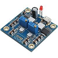 DROK® DC Módulo de fuente de alimentación de salida dual 4-12V Módulo de fuente de alimentación positiva-negativa Salida de tensión constante ajustable ± 8 ~ ± 18V Regulador de voltaje constante