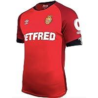 Umbro RCD Mallorca First Equipment 2019-2020, T-shirt, Red