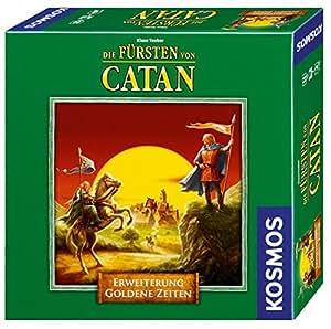 KOSMOS 694913 - Die Fürsten von Catan - Erweiterung Goldene Zeiten