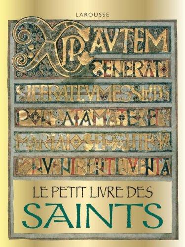 Le petit livre des Saints par Rosa Giorgi