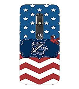 EPICCASE Repeated design Mobile Back Case Cover For Moto Play (Designer Case)