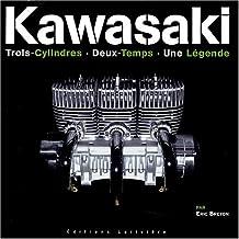 Kawasaki. 3 Cylindres, 2 Temps, 1 Légende