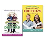 The Hairy Dieters, Diet Collection 2 Books Set (The Hairy Dieters: How to Love Food and Lose Weight & The Hairy Dieters Eat for Life: How to Love Food, Lose Weight and Keep it Off for Good! (Hairy Bikers)