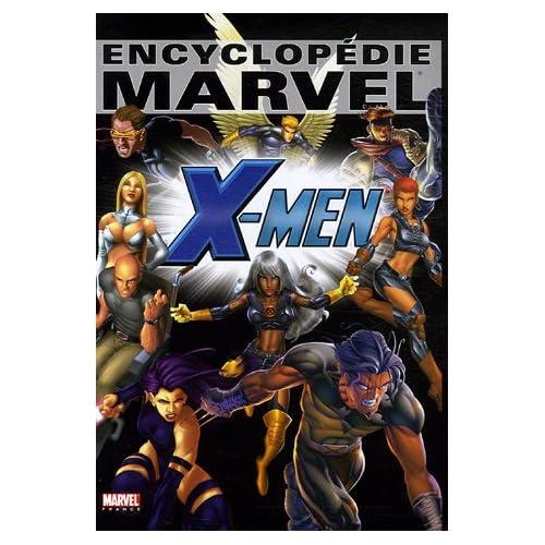 Encyclopédie Marvel, Tome 4 : X-men
