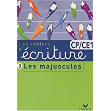 Ecriture CP / CE1 : Cahier majuscules