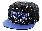 Casquette chapeau très à la mode apprécié des jeunes et des sportifs pour son aspect léger et pratique Hip-hop cap fille garçon unisex en PROMOTION une bonne idée de cadeau de noel ou d'anniversaire, choisir:Cap-102 NY noir bleu