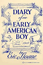 The Diary of an Early American Boy