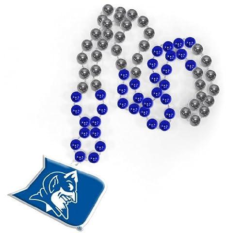 NCAA Perles avec médaillon, Duke Blue Devils