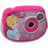 Lexibook DJ024DP Disney Princess Digitalkamera (1,3 Megapixel, 3,6 cm (1,4 Zoll) Display, 8MB interner Speicher) pink