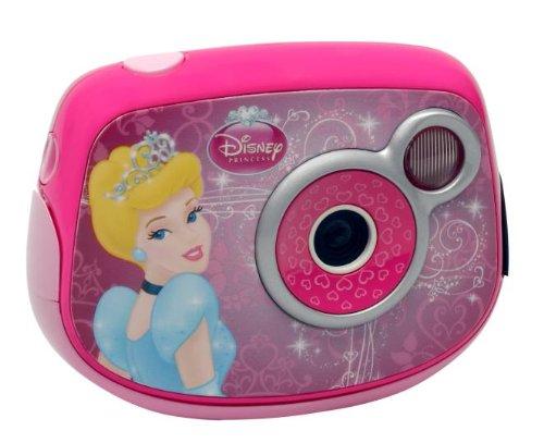 Lexibook disney princess dj024dp fotocamera digitale 1.3 megapixel [importato dalla germania]