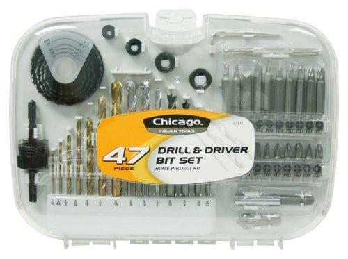 Chicago Power Tool 63501Bohrer Set, 63511 -