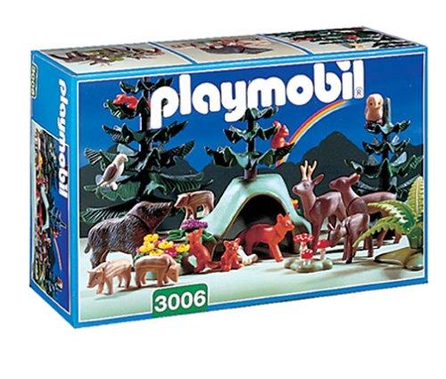 Playmobil 3006 Jolly Hugo Wolf Lobo XXL Copa
