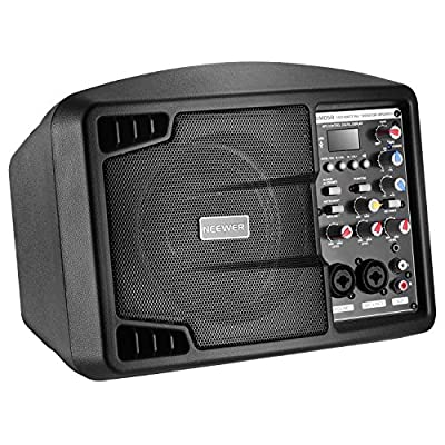 Neewer Console de Mixage Économique pour Micro à Condensateur, Mélangeur Audio Compact par Neewer