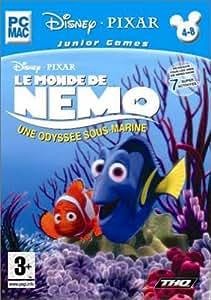 Le Monde de Némo : Une Odysée sous-marine, 4-8 ans