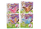 Brand New Balancing Butterfly Girls Party Bag Gift Set of 12 Goody Bag for Party