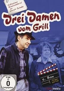 Drei Damen vom Grill - Box 5/Folge105-140 [6 DVDs]