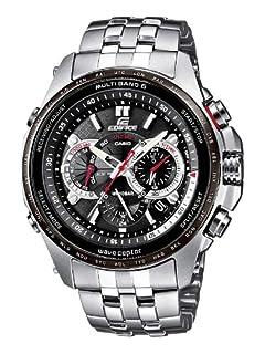 Casio Men's Analogue Quartz Watch with Stainless Steel Bracelet EQW-M710DB-1A1ER (B0039UT5MC) | Amazon price tracker / tracking, Amazon price history charts, Amazon price watches, Amazon price drop alerts
