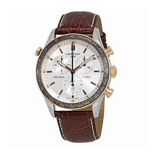 Certina DS-2 Flyback Reloj de Hombre Cuarzo 43mm C024.618.26.031.00