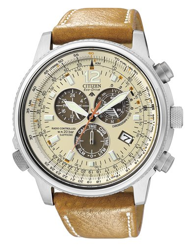 77f6a3c2334d8 Citizen - AS4020-44B - Montre Homme - Quartz - Chronographe - Solaire-Alarme