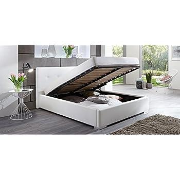 bett mit bettkasten 160x200 holz doppelbetten und andere. Black Bedroom Furniture Sets. Home Design Ideas